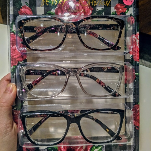 a006a277175f Betsey Johnson READERS 3-Pack Reading Glasses. M_5add3c2833162744086a66bb